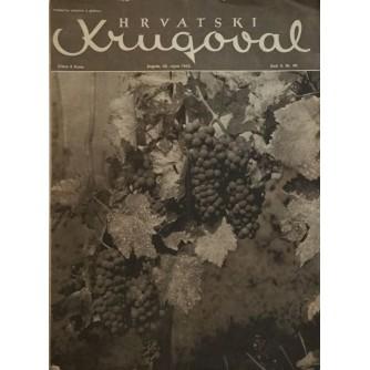 HRVATSKI KRUGOVAL 1942. BROJ 38